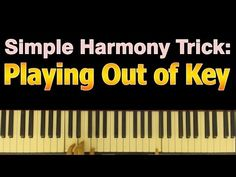 This piano secret will transform your chord progressions! - YouTube