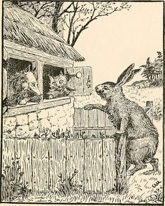 "Image from page 146 of ""Cossack fairy tales and folk-tales"" (1902) 