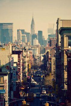 New York always looks her best.