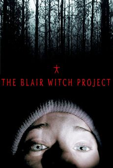 """The Blair Witch Project"" - Three film students vanish after traveling into a Maryland forest to film a documentary on the local Blair Witch legend, leaving only their footage behind. One of the first found-footage horror movies I've seen. I'm not a big fan of the genre but this was pretty unique when it came out. Image and info credit: IMDb."