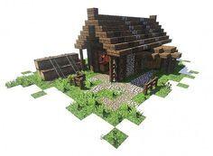 Bildergebnis Für Minecraft Mittelalter Stadt MinecraftMittelalter - Minecraft einfaches mittelalter haus bauen
