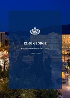 #ClippedOnIssuu from Hotel Grande Bretagne & King George - Luxury Suites