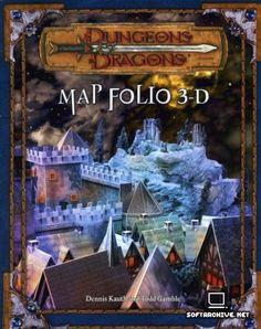 Map Folio 3-D (Paper Model) GraphicMix