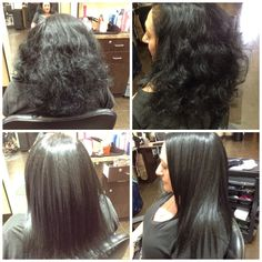 A Permanent And Safe Way To Straighten Hair Japanese
