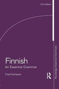 This thoroughly revised third edition of Finnish: An Essential Grammar is grounded in fundamental insights of modern linguistics and incorporates some of the latest achievements in the description of written and spoken Finnish. It gives a systematic account of the structures of the written language and offers increased attention to the key characteristics of present-day colloquial Finnish. No prior knowledge is assumed on the part of the reader and grammatical rules are clearly explained…