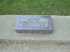 Ma Ingalls by Ross Griff, via Flickr  DeSmet, South Dakota