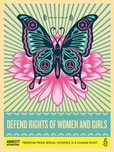 This image has been created to highlight sexual and reproductive rights in Nicaragua by internationally renowned artist SHEPARD FAIREY. Please visit http://ai50.ca/ to take action!