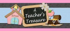 A Teacher's Treasure!!!!