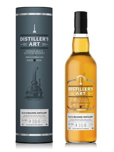 Distiller's Art on Packaging of the World - Creative Package Design Gallery