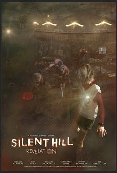 silent hill revelation movie poster - Google Search