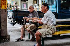 Chattering - Jiayi city,Taiwan.