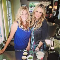 My Fertility Smoothie Recipe | Molly Sims
