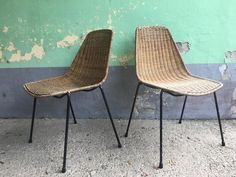 vintage chairs 1960s  - SEATING - 04 VINTAGE - Davidowski