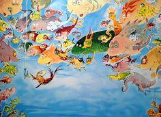 Dr Seuss Theodor Geisel American Children Artist For Sale - 150 Listings Selling Art Online, Online Art, Dr Seuss Art, Dr Suess, Illustrations, Illustration Art, Artist Painting, Watercolor Paintings, American Artists