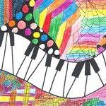Pianotoetsen-structuur 2014-2015 - De website van kunstopdemagnolia!