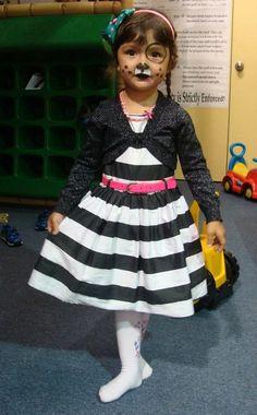 "She is a big fan of the dalmatians"". Isn't she cute? 101 Dalmatians, Face Design, Painting For Kids, Fan, Cute, Vintage, Style, Fashion, Moda"