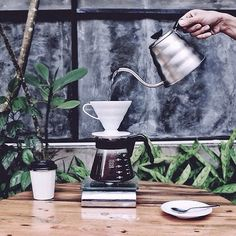 Nearly finished stylish Hario V60 Pour Over Set Up Bundles Online! Shop Hario @alternativebrewing Link in Bio Same Day Dispatch | by @wandaboyphotography