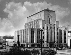Art Deco The Times Building, LA