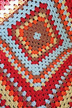 Granny square by red_door_meg, via Flickr