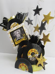 motown-black&gold-cake-records