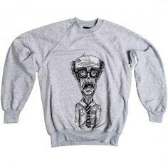 Zombie Sweatshirt #giftsforhim #seanofthedead #zombies #sweatshirts #illustration