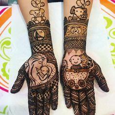 It was fun doing these baby shower designs for lovely Nikita! Traditional Mehndi Designs, Indian Mehndi Designs, Full Hand Mehndi Designs, Mehndi Designs 2018, Modern Mehndi Designs, Mehndi Design Pictures, Wedding Mehndi Designs, Beautiful Henna Designs, Mehandi Designs