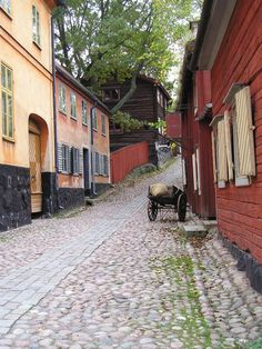 Stockholm Sweden -. Skansen, the world's first open-air museum, was founded in 1891, gathering together historic buildings typical of various regions in Sweden. Today it remains one of Stockholm's most popular tourist destinations.