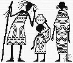 Image result for gakonga cross stitch kits