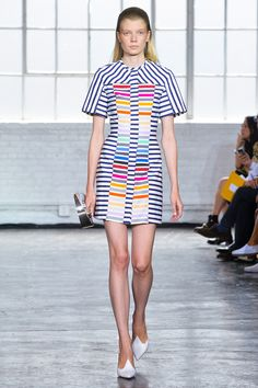 Tanya Taylor Spring 2014 Ready-to-Wear Collection Slideshow on Style.com #nyfashionweek