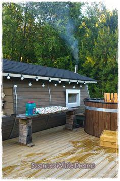 Backyard, Patio, Deck, Dreams, Outdoor Decor, Home Decor, Decoration Home, Terrace, Room Decor