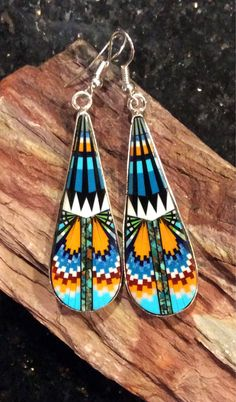 A personal favorite from my Etsy shop https://www.etsy.com/listing/544124886/native-american-jewelry-sterling-silver