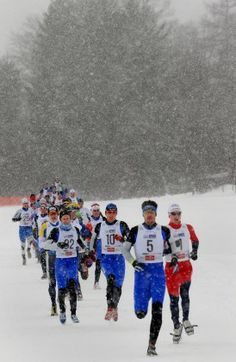 Safe Snow Running from Triathlete magazine