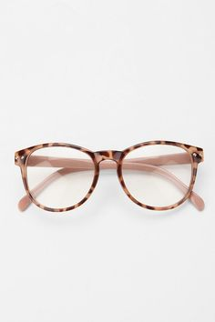 Urban Outfitters colorblock round readers