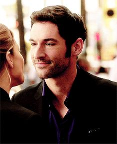 Just want someone to look at me the way Lucifer looks at Chloe.
