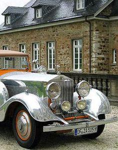 Vintage Rolls