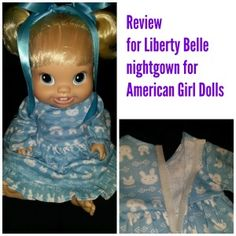Liberty Belle Nightgown, Product Review