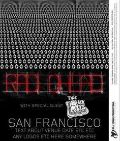 Radiohead & The Black Keys :: SF
