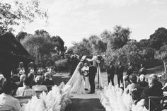 The LANE Real Wedding / Opulent Botanica in Western Australia