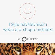 Máte web nebo e-shop a chcete mít zákazníky, kteří se k vám budou rádi vracet? prvním krokem k tomuto úspěchu je, aby návštěvníci stránky měli vždy příjemný pocit a našli pokaždé to, co chtějí. Spojte se s námi, ukážeme vám cestu, jak na to. :-) https://www.shopnero.cz/