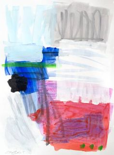 "Saatchi Art Artist Sheryn Bullis; Painting, ""Solstice Study 6"" #art"