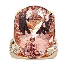 Jtv Diamond Rings >> 30 Best Jtv Morganite Images Diamond Morganite Ring Jewelry