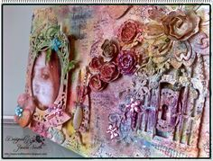 Altered canvas