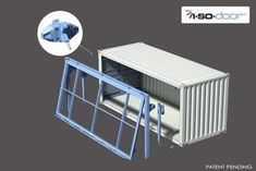 hydroswing hydraulic iso container door 5