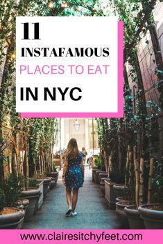 new york - Travel: Books New York Eats, New York Food, New York City Vacation, New York City Travel, Instagram New York, Instagram Worthy, York Things To Do, New York Travel Guide, Travel Tips