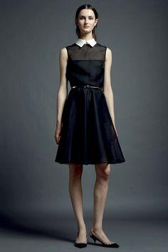 Valentino Resort 2013 Fashion Show - Mackenzie Drazan