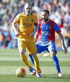 Levante - FC Barcelona (0-2) | FC Barcelona