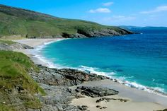 Eagles soar and dolphins splash around these Hebridean islands, also home to a rare Pictish stone Cool Places To Visit, Places To Go, True Sight, Isle Of Harris, Scotland History, Outer Hebrides, Historic Properties, Scottish Islands, Weekends Away