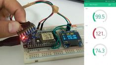 Iot Projects, Tilt Angle, Circuit Diagram, User Interface, Arduino, Angles, Monitor, Electronics