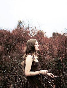 Joanna Newsom. fall