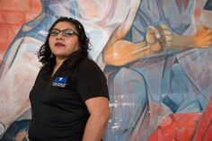 'Not a bargaining chip': Border DREAMers caught in the middle of immigration debate - February 7, 2018.  Image -Thirty Two year old Tania Chavez, a dreamer in San Juan, TX. Feb. 6, 2018.